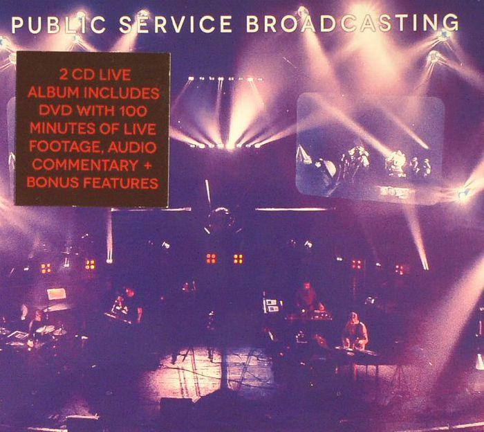 PUBLIC SERVICE BROADCASTING Live At Brixton Vinyl At Juno