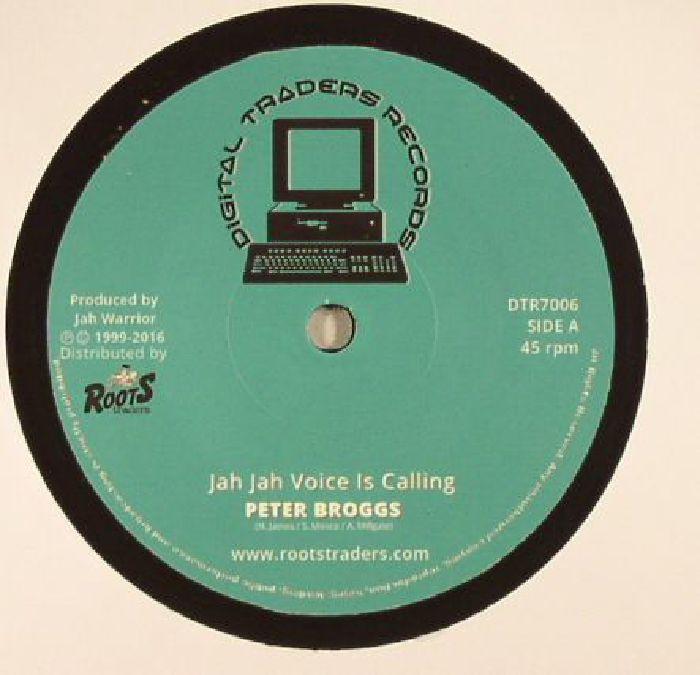 BROGGS, Peter - Jah Jah Voice Is Calling