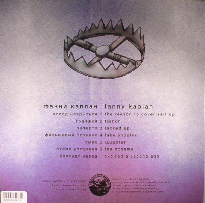 FANNY KAPLAN - Fanny Kaplan