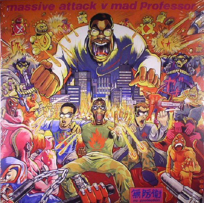 MASSIVE ATTACK vs MAD PROFESSOR - No Protection (reissue)