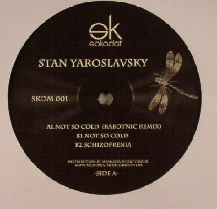 YAROSLAVSKI, Stan - Not So Cold