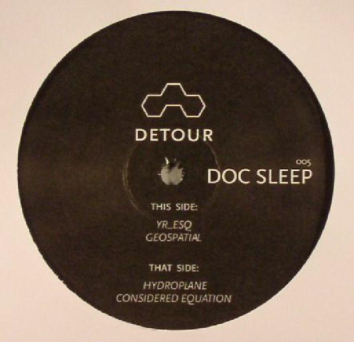 DOC SLEEP - Detour 005
