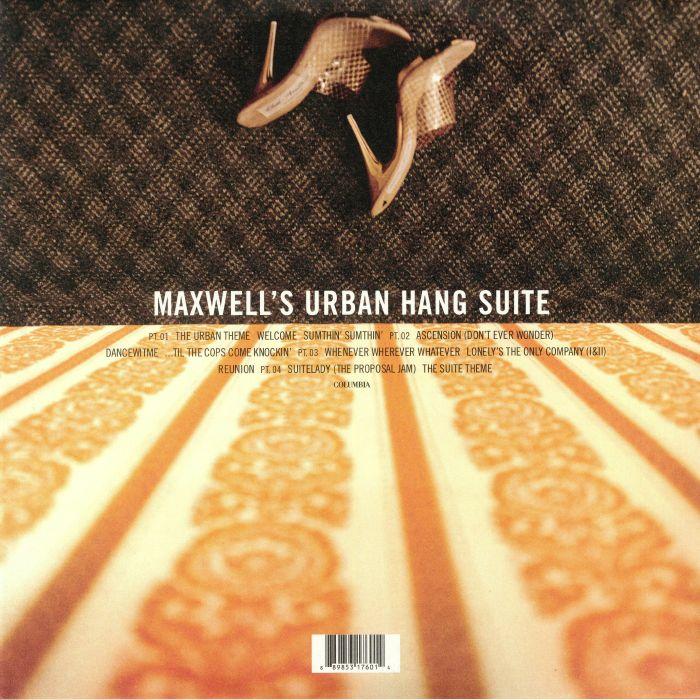 MAXWELL - Urban Hang Suite (20th Anniversary)