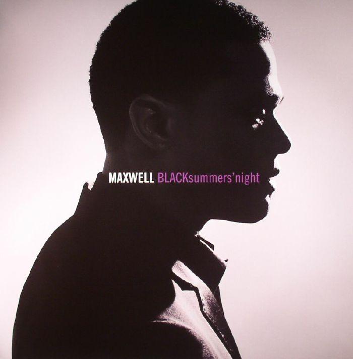 MAXWELL - BLACKsummers' Night (reissue)