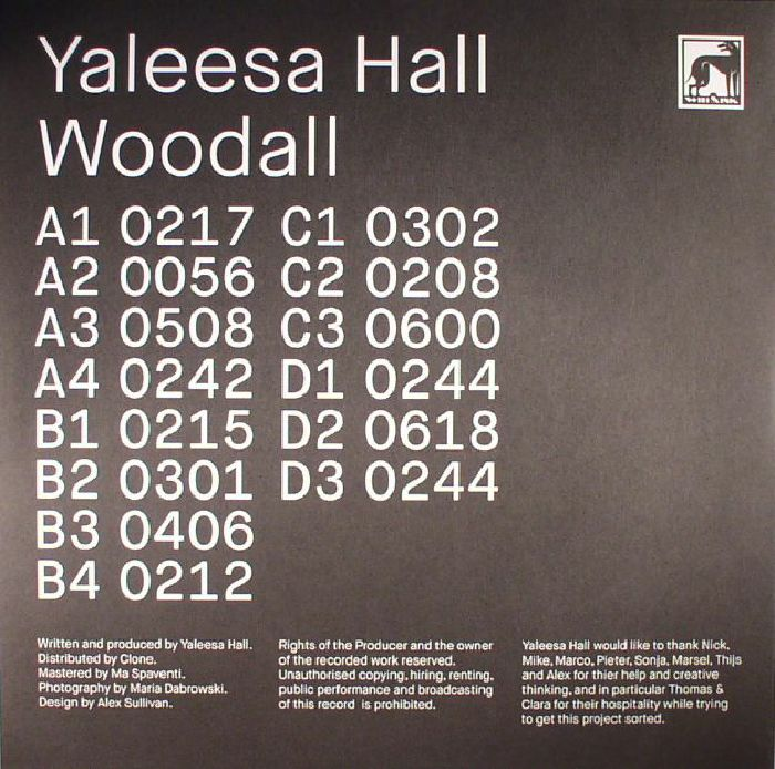 HALL, Yaleesa - Woodall