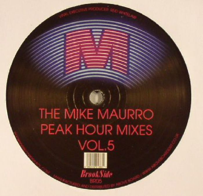 SPINNERS, The/THE TRAMMPS - The Mike Maurro Peak Hour Mixes Vol 5
