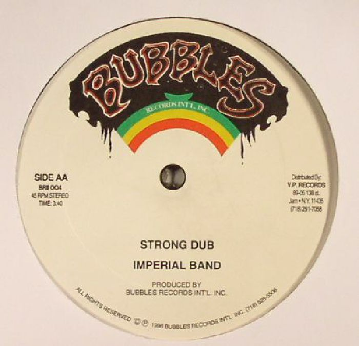 VISIONEERS/IMPERIAL BAND - Stand Up Strong