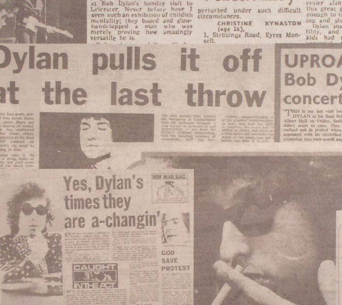 DYLAN, Bob - The 1966 Live Recordings