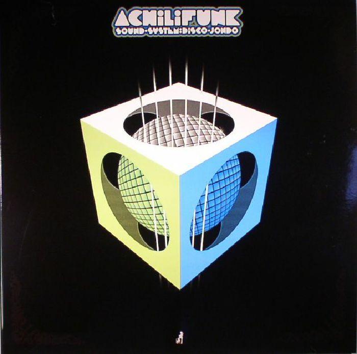 ACHILIFUNK SOUND SYSTEM/VARIOUS - Disco Jondo