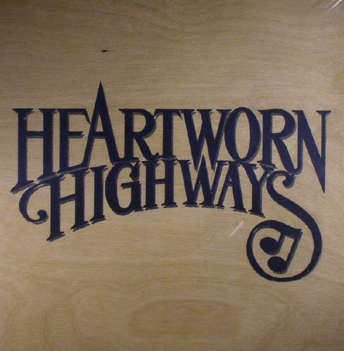 VARIOUS - Heartworn Highways: 40th Anniversary Edition (Record Store Day 2016) (B-STOCK)