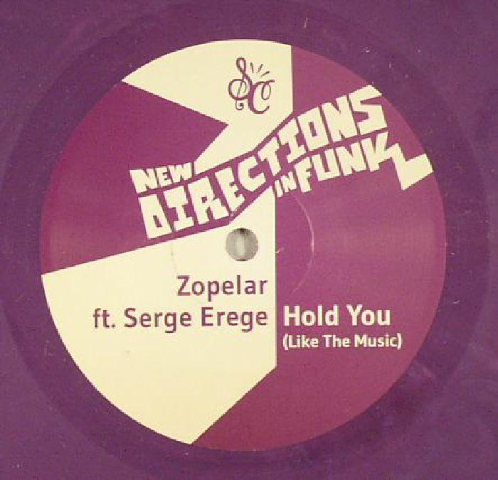 ZOPELAR/THE NEPHRON! ALLSTARS - New Directions In Funk Vol 2