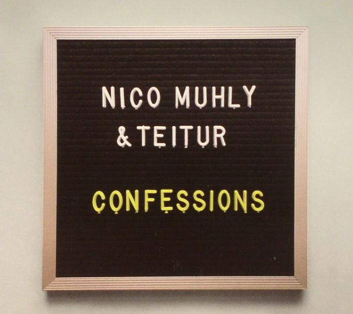 MUHLY, Nico/TEITUR - Confessions