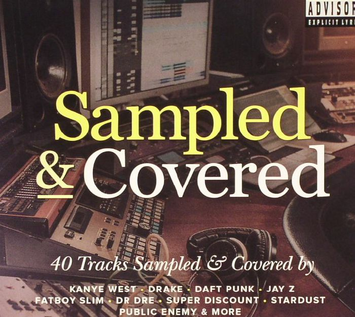 VARIOUS - Sampled & Covered