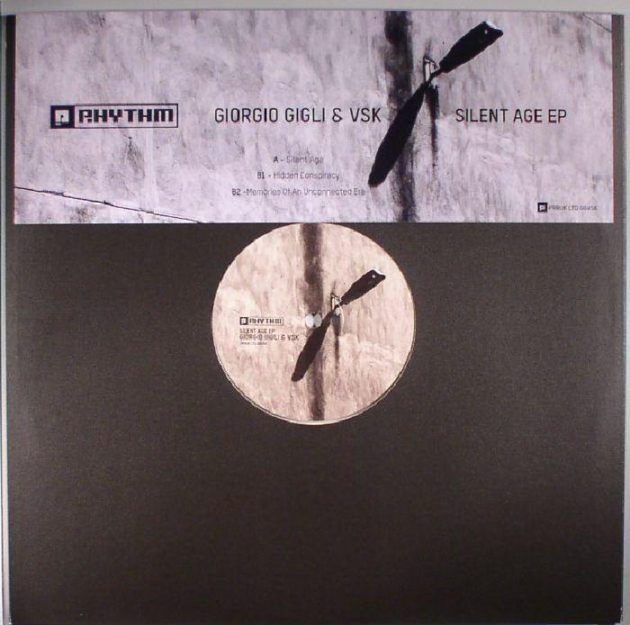 GIGLI, Giorgio/VSK - Silent Age EP