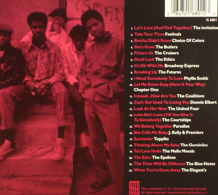 VARIOUS - This Time Will Be Different: The Sweet Soul Of Philadelphia: 1968-1982