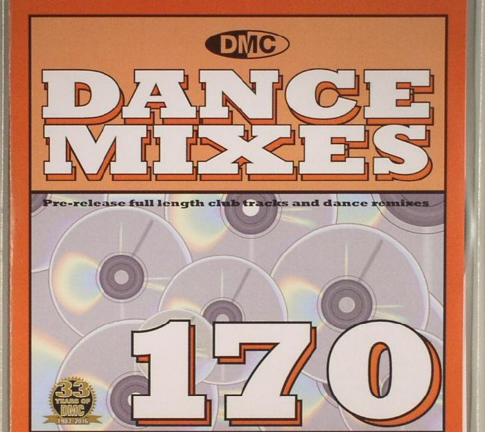 VARIOUS - Dance Mixes 170 (Strictly DJ Only)