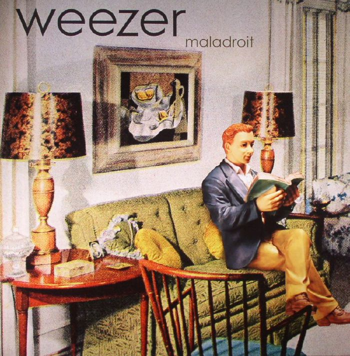 Weezer Maladroit Reissue Vinyl At Juno Records