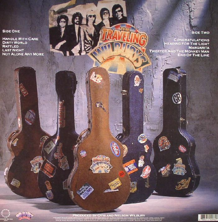 TRAVELING WILBURYS - Volume One (reissue)