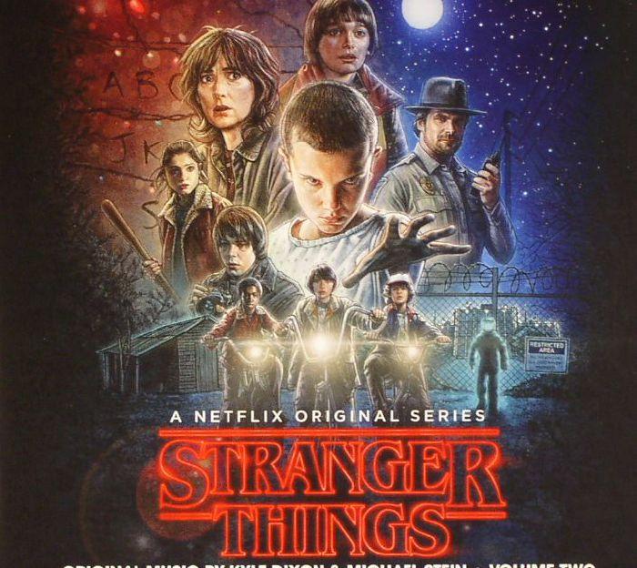 DIXON, Kyle/MICHAEL STEIN - Stranger Things Vol 2 (Soundtrack)