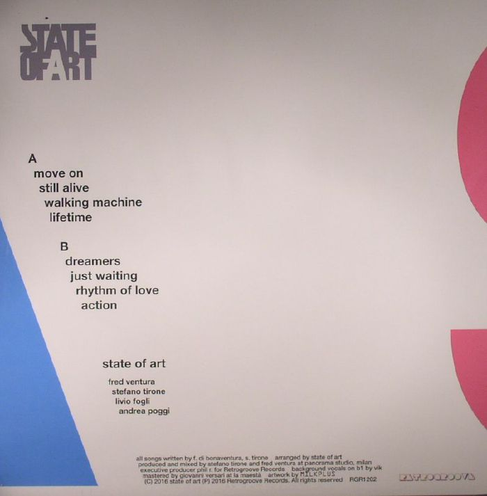 STATE OF ART - Dreams Factory