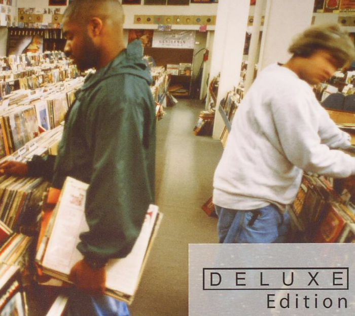 Dj Shadow Endtroducing 20th Anniversary Endtrospective