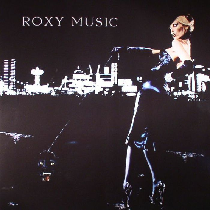 ROXY MUSIC - For Your Pleasure (half speed remastered)