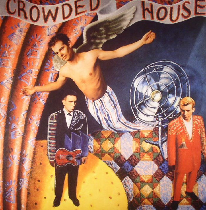 CROWDED HOUSE - Crowded House (reissue)