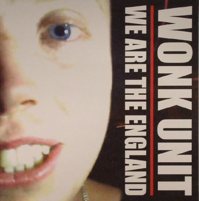 SLAVES/WONK UNIT - Take Control/We Are The England