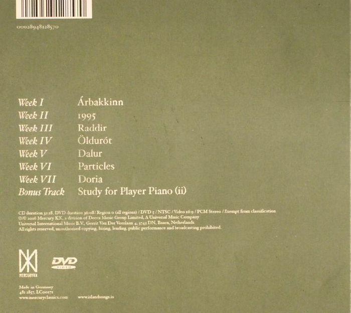 ARNALDS, Olafur - Island Songs