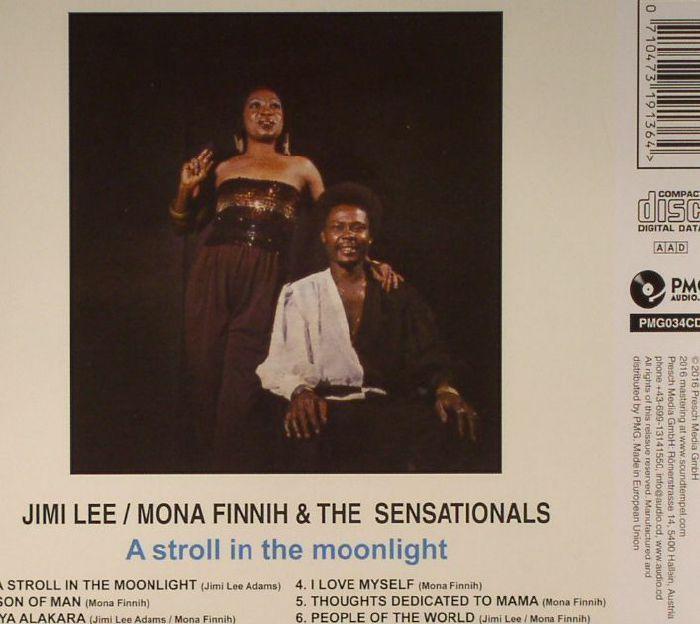LEE, Jimi/MONA FINNIH/THE SENSATIONALS - A Stroll In The Moonlight