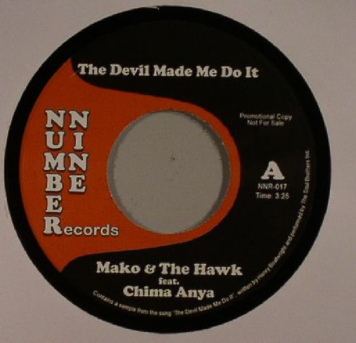MAKO/THE HAWK feat CHIMA ANYA - The Devil Made Me Do It