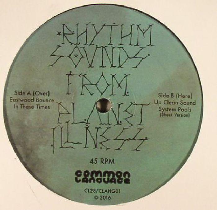 GULLS - Rhythm Sounds From Planet Illness