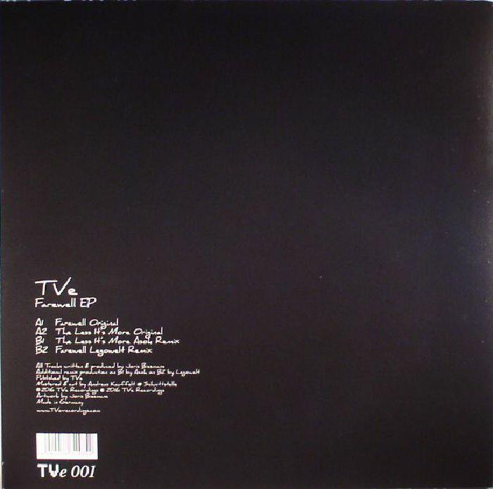 TVE - Farewell EP