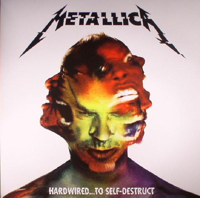 Metallica Hardwired To Self Destruct Vinyl At Juno Records