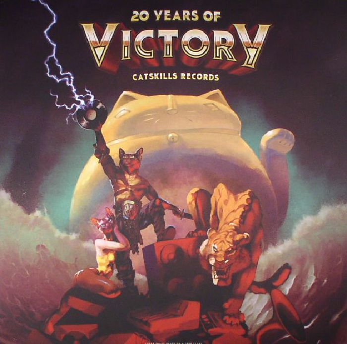 VARIOUS - Catskills Records: 20 Years Of Victory (remastered)