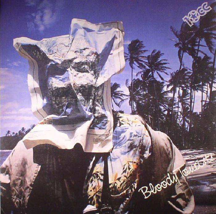 10CC - Bloody Tourists (reissue)
