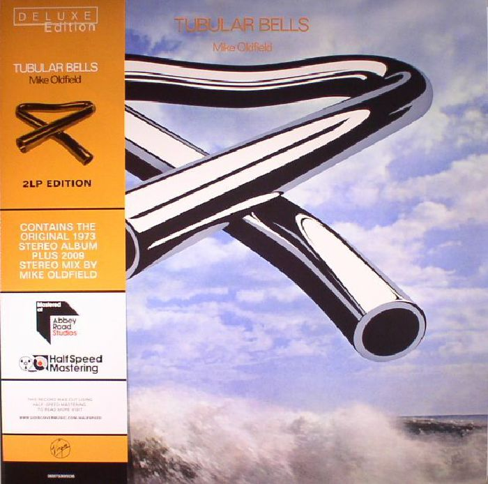 Mike Oldfield Tubular Bells Deluxe Edition Half Speed