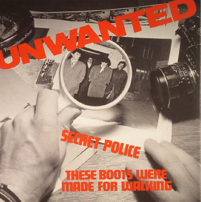UNWANTED, The - Secret Police (reissue)