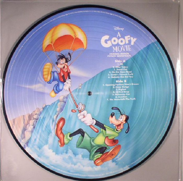 VARIOUS - A Goofy Movie (Soundtrack)