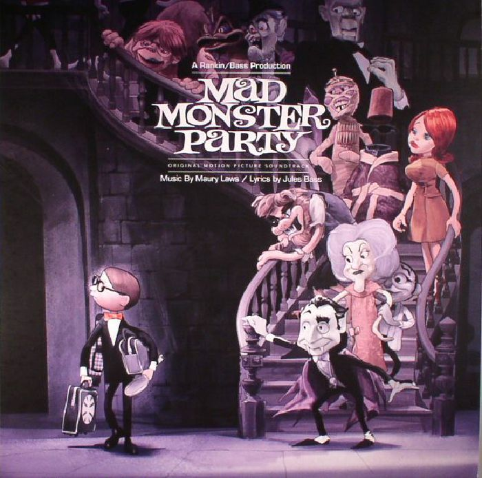 LAWS, Maury/JULES BASS - Mad Monster Party (Soundtrack)