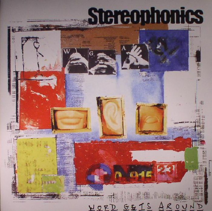 STEREOPHONICS - Word Gets Around (reissue)
