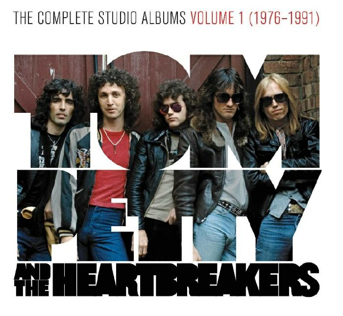 Tom Petty The Heartbreakers The Complete Studio Albums