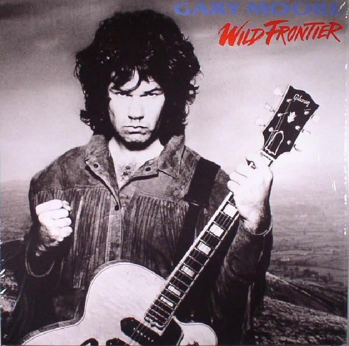 MOORE, Gary - Wild Frontier (reissue)