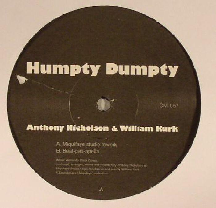 NICHOLSON, Anthony/WILLIAM KURK - Humpty Dumpty