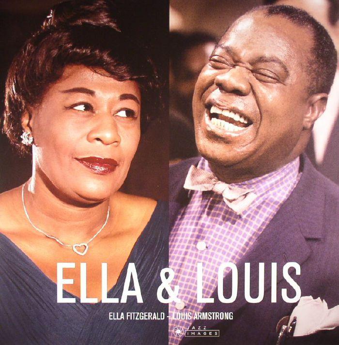 Ella Fitzgerald Louis Armstrong Ella Amp Louis Reissue