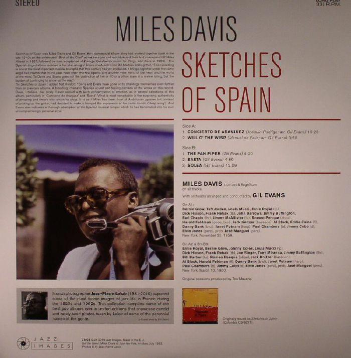 DAVIS, Miles - Sketches Of Spain (Deluxe Editon) (reissue)