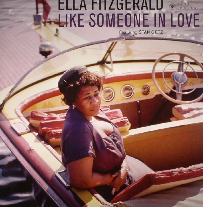 Ella Fitzgerald Like Someone In Love Reissue Vinyl At