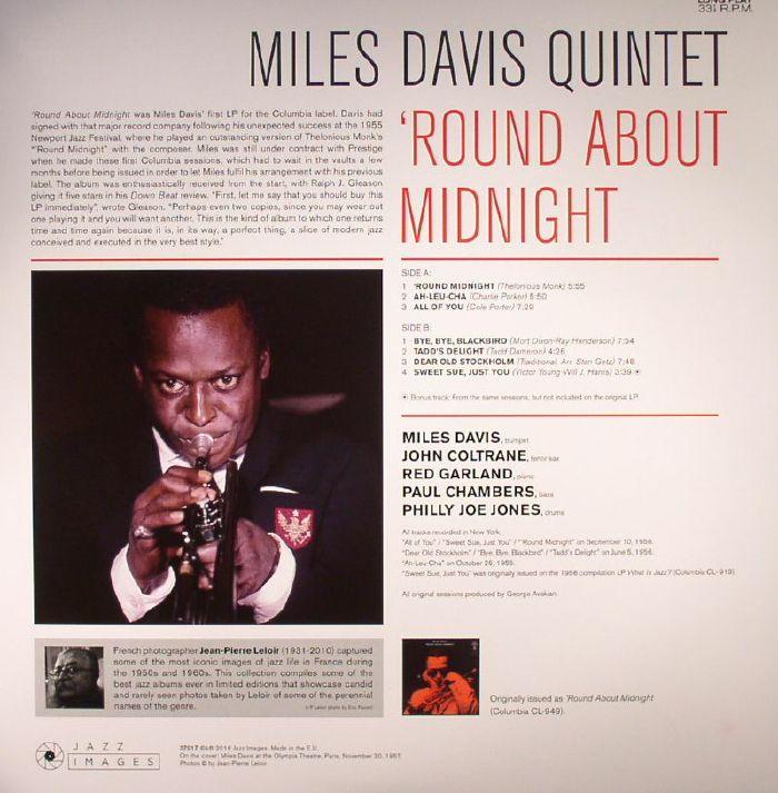 MILES DAVIS QUINTET - Round About Midnight (Deluxe Edition) (reissue)