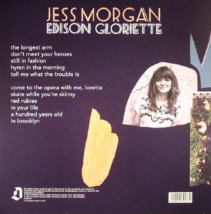 MORGAN, Jess - Edison Gloriette