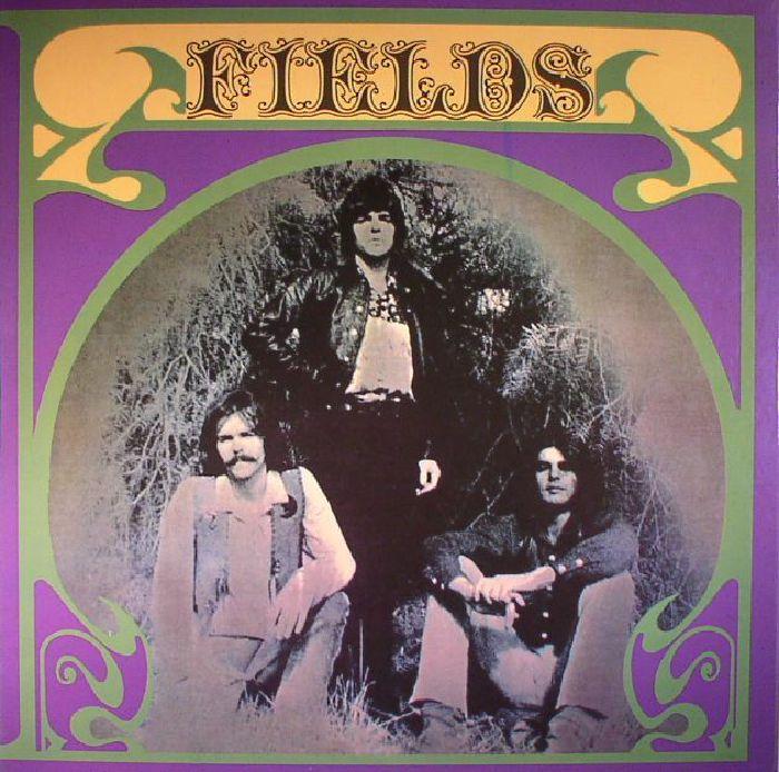 FIELDS - Fields (reissue)
